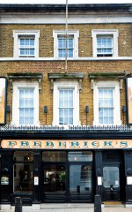 Fredericks Restaurant and Bar, Camden Passage