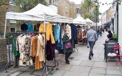 Camden Passage Market, Camden Passage