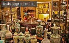 Kevin Page Oriental Art, Camden Passage