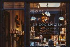 Le Coq Epicier, Camden Passage