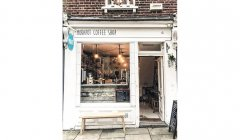 Mokapot, Independent Coffee Shop, Angel, Islington
