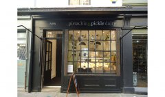 Pistachio and Pickle Dairy, Camden Passage
