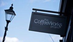 The CoffeeWorks Project, Camden Passage